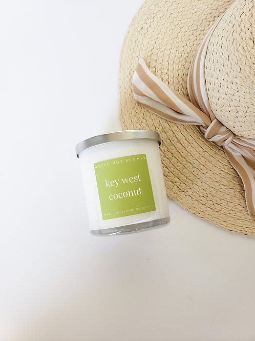 Key West Coconut Candle
