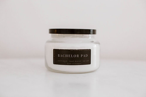 Bachelor Pad Candle