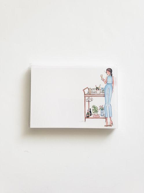Spritz Sweetie Notecards
