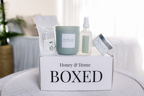 Relax + Refresh BOX