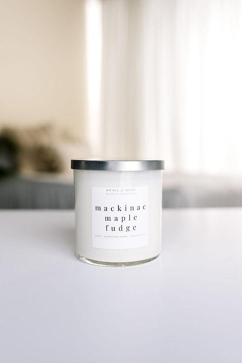 Mackinac Maple Fudge Candle