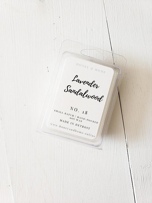 Lavender Sandalwood Melt