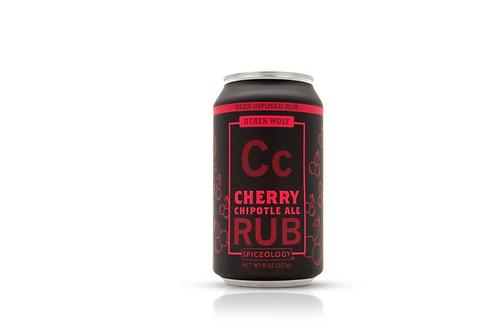 Cherry Chipotle Ale Rub