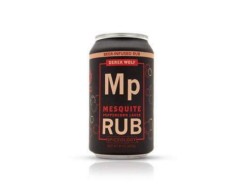 Mesquite Peppercorn Lager Rub
