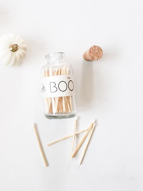 Boo Mini Matches