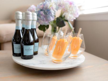 Summer Soirée Drinks