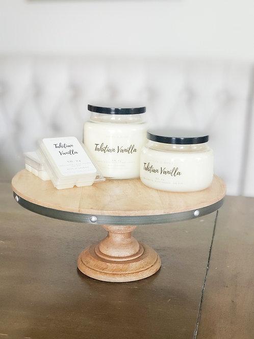 Tahitian Vanilla Candles