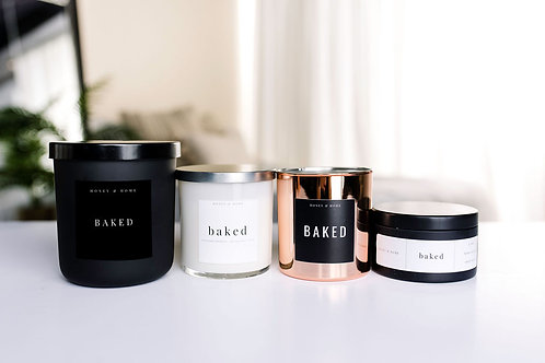 Baked Candle