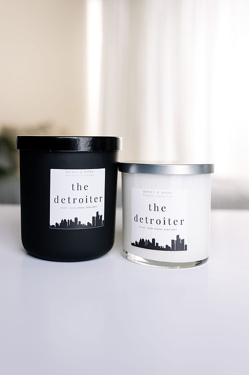 The Detroiter Candle