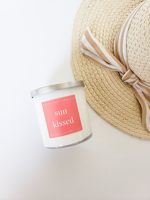 Sun Kissed Candle