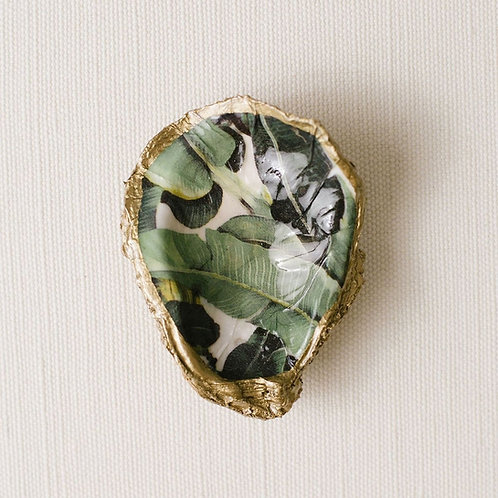 Tropical Mood Oyster Dish