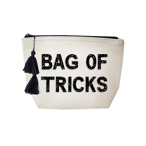 Bag of Tricks Cosmetic Case