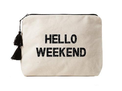 Hello Weekend Clutch