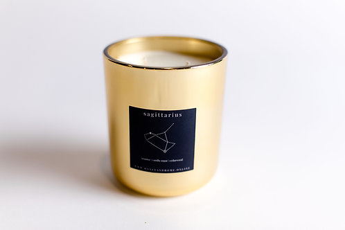 Sagittarius Candle