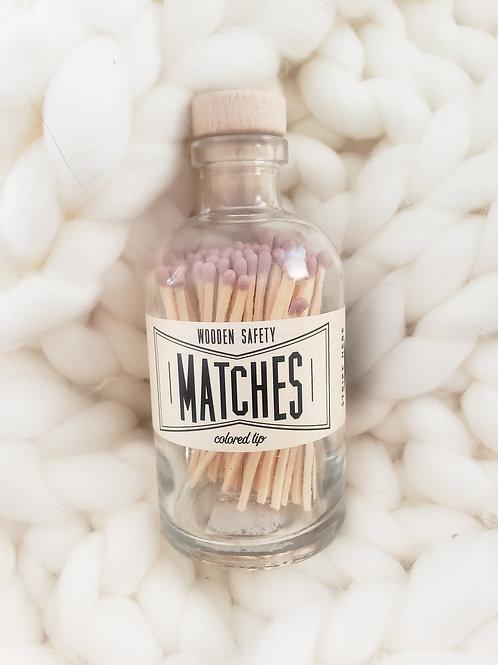 Dusty Blush Matches