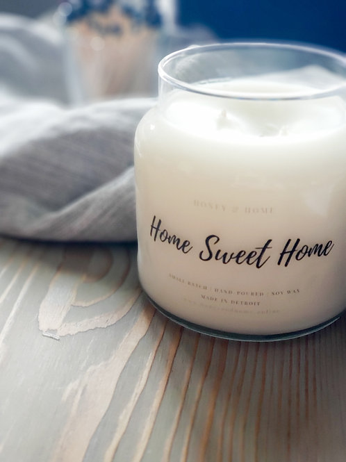 Home Sweet Home 20 oz Candle