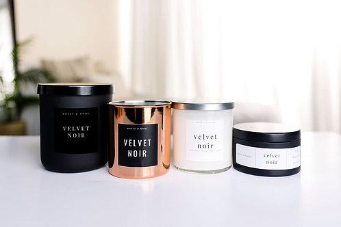 Velvet Noir Candle