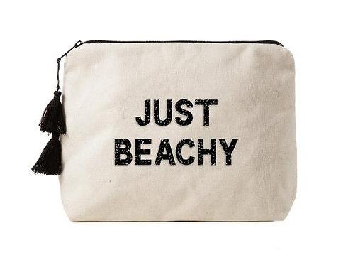 Just Beachy Clutch