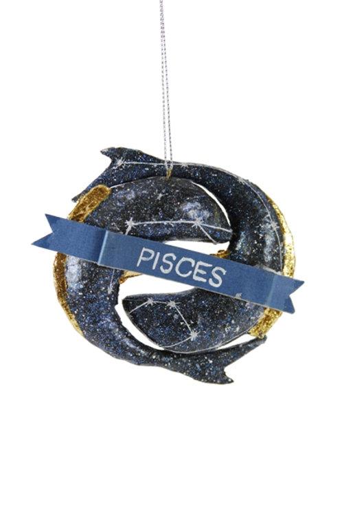 Pisces Ornament