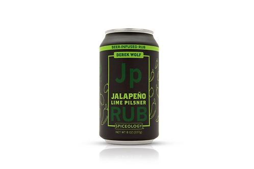 Jalapeño Lime Pilsner Rub