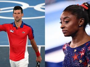 """Entre """"twisties"""" e raquetes de tênis: alta performance e saúde mental"""