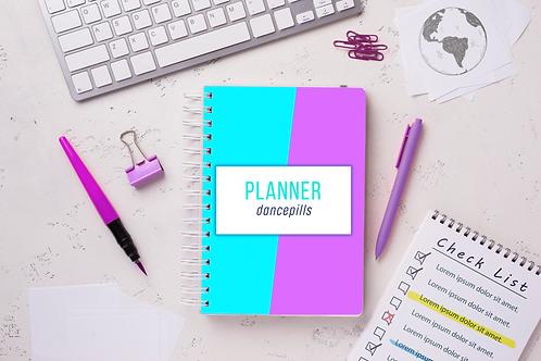 Planner - DancePills