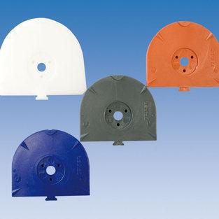 Placas base Zeiser® redondas