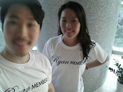 RYAN MEMBERS SUMMER T-SHIRT