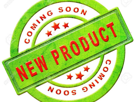 New flavours coming soon.…