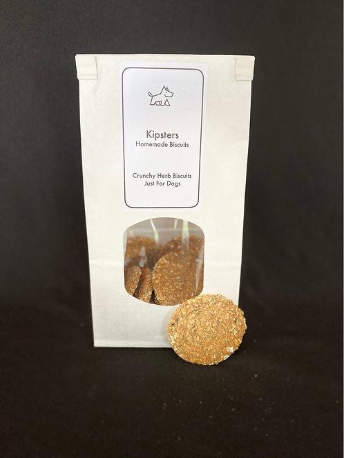 Crunchy Herb Biscuits
