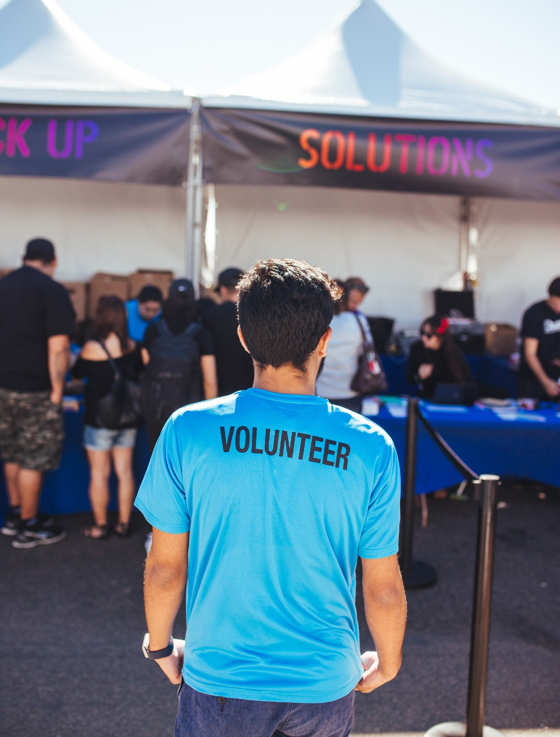 A special thank you goes to all of our extraordinary volunteers!