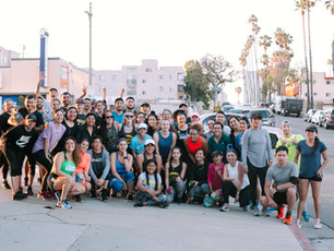 LADIES OF LISTA: A NEW TAKE ON DTLA RUNNING