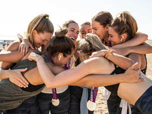 How one group of women made powerful, lasting connections through fitness