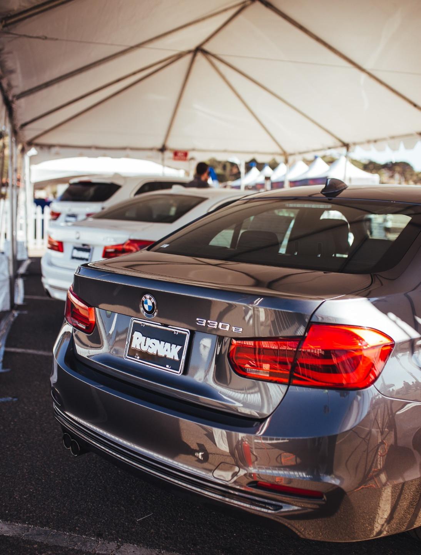 Rusnak BMW was the official race vehicle sponsor of the Malibu Half Marathon & 5K.