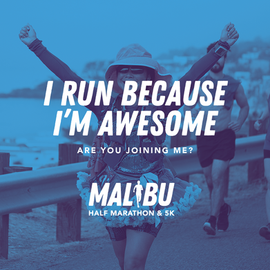 I run because Im awesome - Blue.png