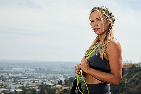 Teddi Mellencamp X Run Malibu