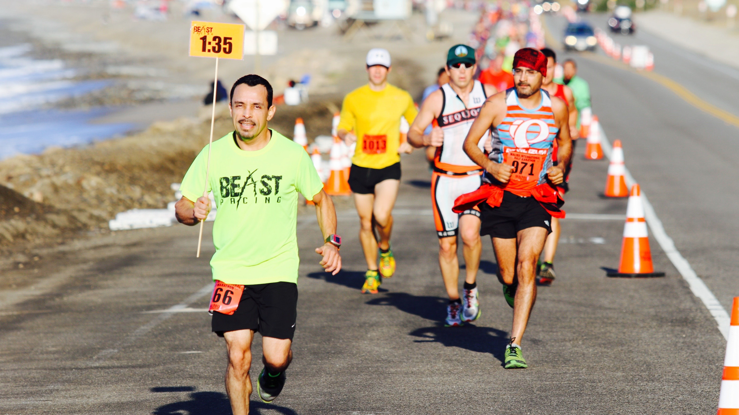Race Pacers makes it easy to achieve your personal goals.