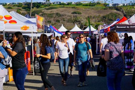Malibu Expo & Packet Pick-up
