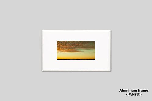 写真,地平線,風景,オリジナルプリント,インテリアフォト,夕景,額入り,アート,額縁,額装,アートフレーム,アートポスター,おしゃれ,モダン,新築祝い,プレゼント,フォトフレーム,壁掛け,壁飾り,装飾,オーストラリア