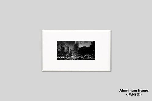 ニューヨーク,マンハッタン,インテリア,写真,風景,モノクロ,街並み,インテリアフォト,アート,額入り,額装,オリジナルプリント,アートフレーム,フォトフレーム,おしゃれ,モダン,壁掛け,壁飾り,装飾,ウォールアート,新築祝い
