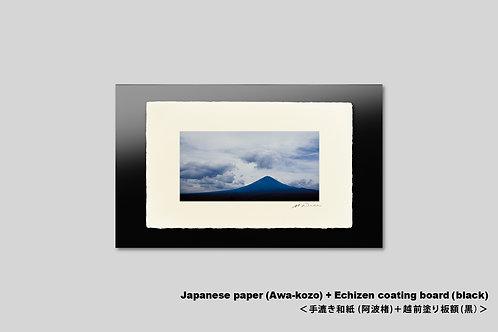 富士山,手漉き和紙,写真,和室,インテリアフォト,日本の風景,アートフレーム,壁掛け,おしゃれ,モダン,壁飾り,装飾,オリジナルプリント,フォトフレーム,ウォールアート,新築祝い