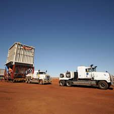 Westlink Logistics Mining