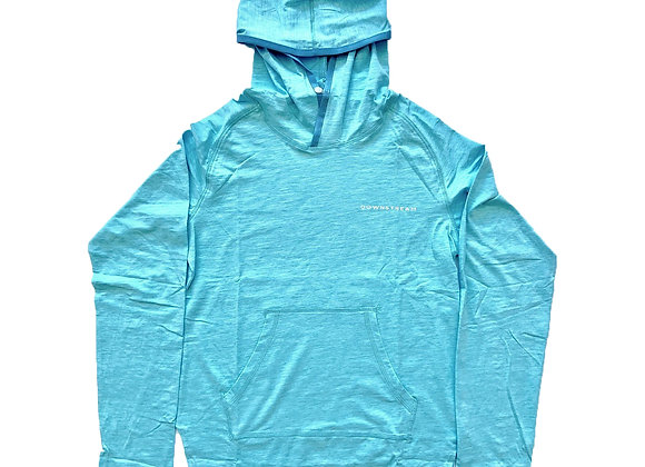 Downstream Women's Sun Hoodie