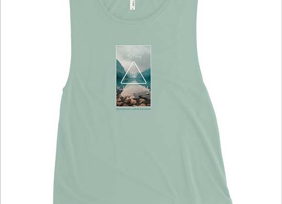 WMNS Mind/Body/Fly Fishing Buttersoft Tank