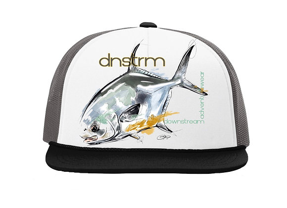 "Downstream ""Streett's Permit"" Foam Trucker"