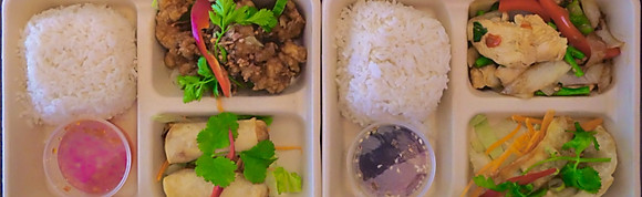 (NEW) LUNCH BOX