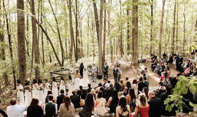Acoustic Trio-Wedding Ceremony at Gwinnett Environmental and Heritage Center