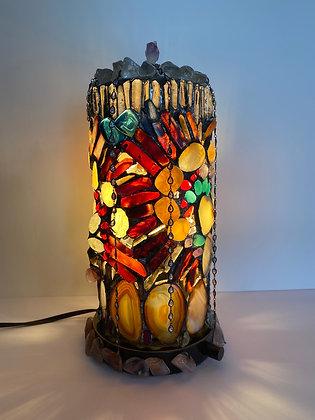 Cylinder Lamp