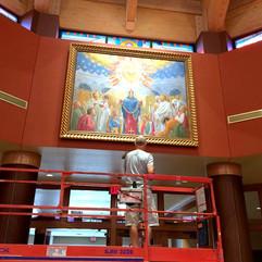 Church Install