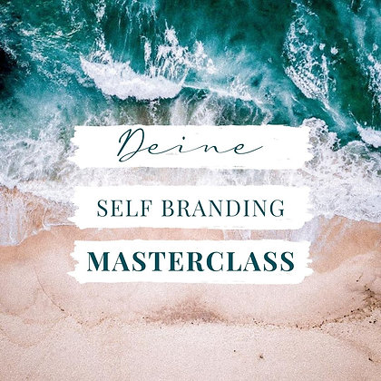 Self Branding Masterclass